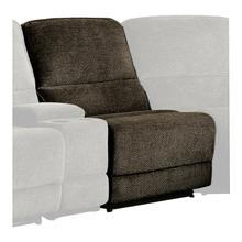 See Details - Armless Reclining Chair