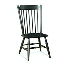 Windsor Chair in Black Pearl