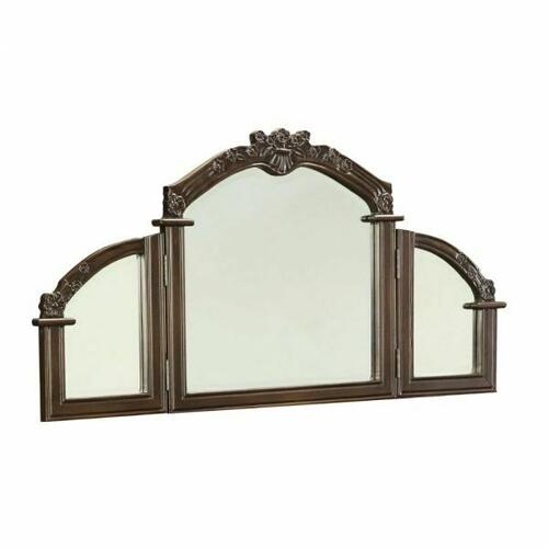 ACME Ashton Vanity Mirror - 06541 - Oak