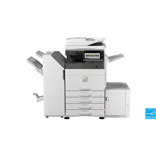 MX-5071 50 ppm B&W and Color networked digital MFP