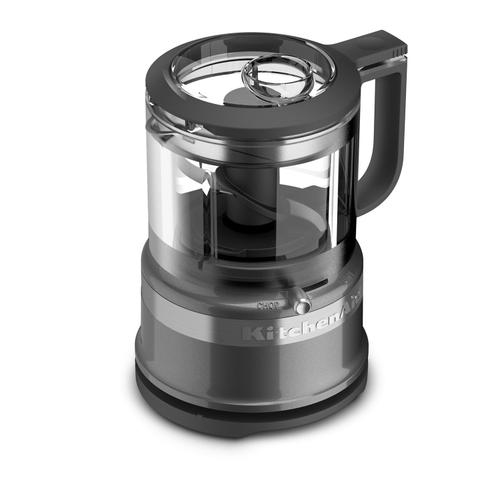 3.5 Cup Food Chopper Liquid Graphite