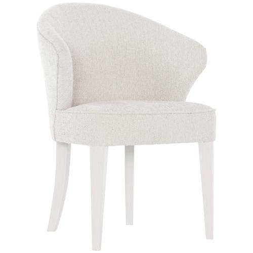 Bernhardt - Silhouette Arm Chair in Eggshell (307)