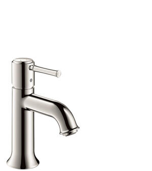 Polished Nickel Single-Hole Faucet 80 with Pop-Up Drain, 1.2 GPM Product Image