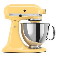 Artisan® Series 5 Quart Tilt-Head Stand Mixer Majestic Yellow