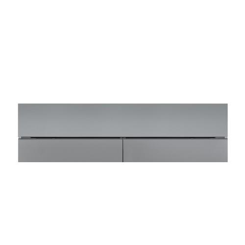 Sub-Zero - Stainless Steel Dual Flush Inset Grille Panel