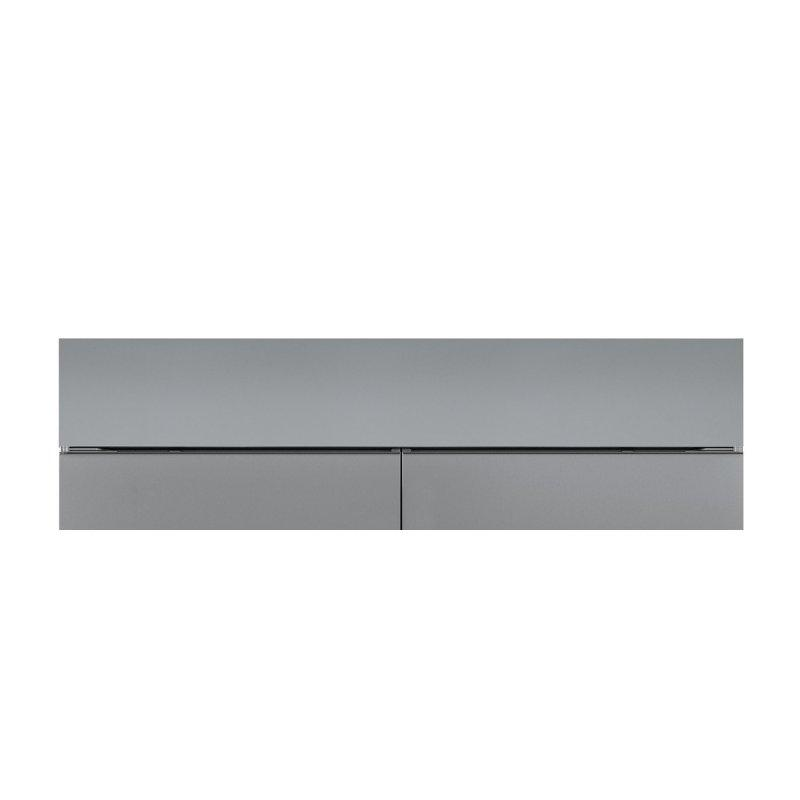 Stainless Steel Dual Flush Inset Grille Panel