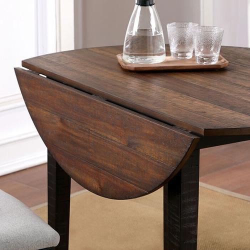 Furniture of America - Veneta 3 Pc. Dining Table Set