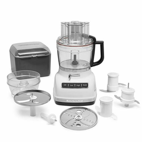 Gallery - 11-Cup Food Processor with ExactSlice™ System - White