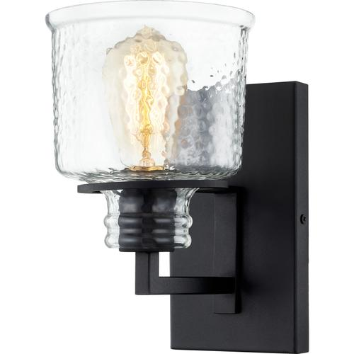 Quoizel - Holden Wall Sconce in Earth Black