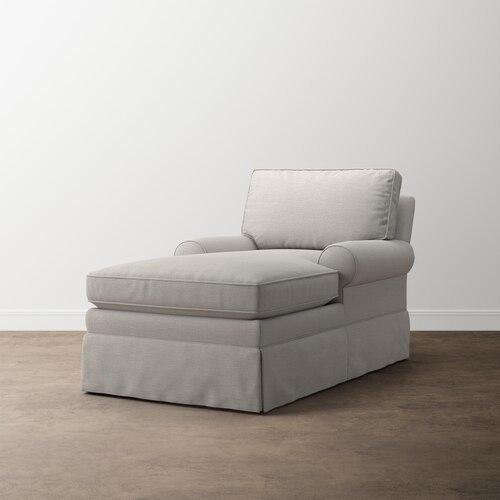 Allister Petite Right Arm Chaise
