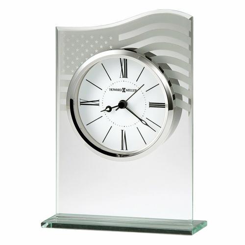 Howard Miller Liberty Table Clock 645779