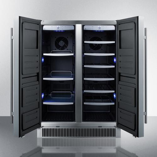 """Product Image - 24"""" Wide Built-in Wine/beverage Center"""