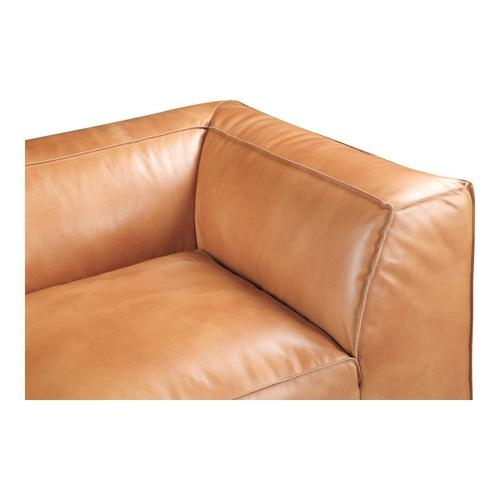 Moe's Home Collection - Luxe Corner Chair Tan