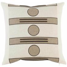 "Luxe Pillows Urban Fretwork (22"" x 22"")"
