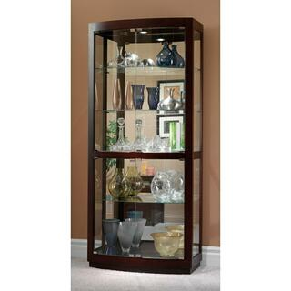 See Details - Howard Miller Bradington Curio Cabinet 680395