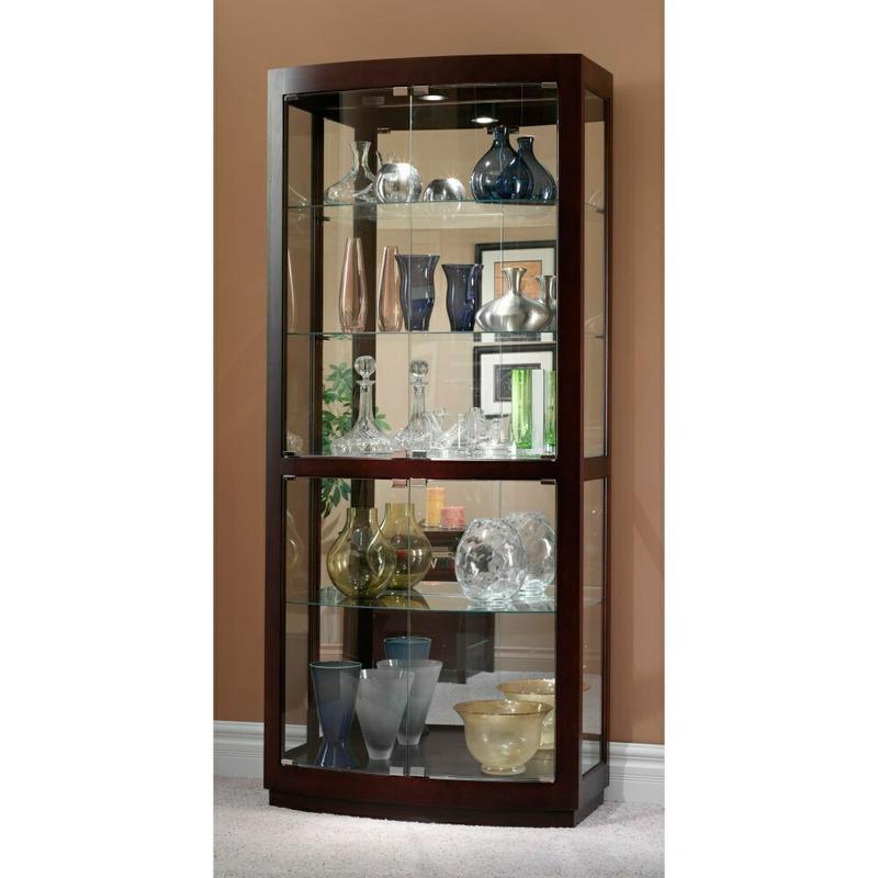 Howard Miller Bradington Curio Cabinet 680395