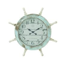 "WD ANCHOR WALL CLOCK 28""D"