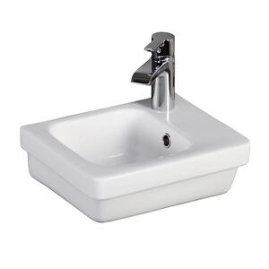 41060wh In By Barclay In New York City Ny Resort 360 Wall Hung Basin