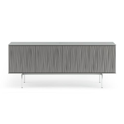 7109 Storage Credenza in Fog Grey