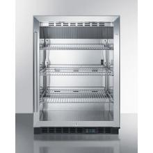 """View Product - 24"""" Wide Built-in Beverage Center"""