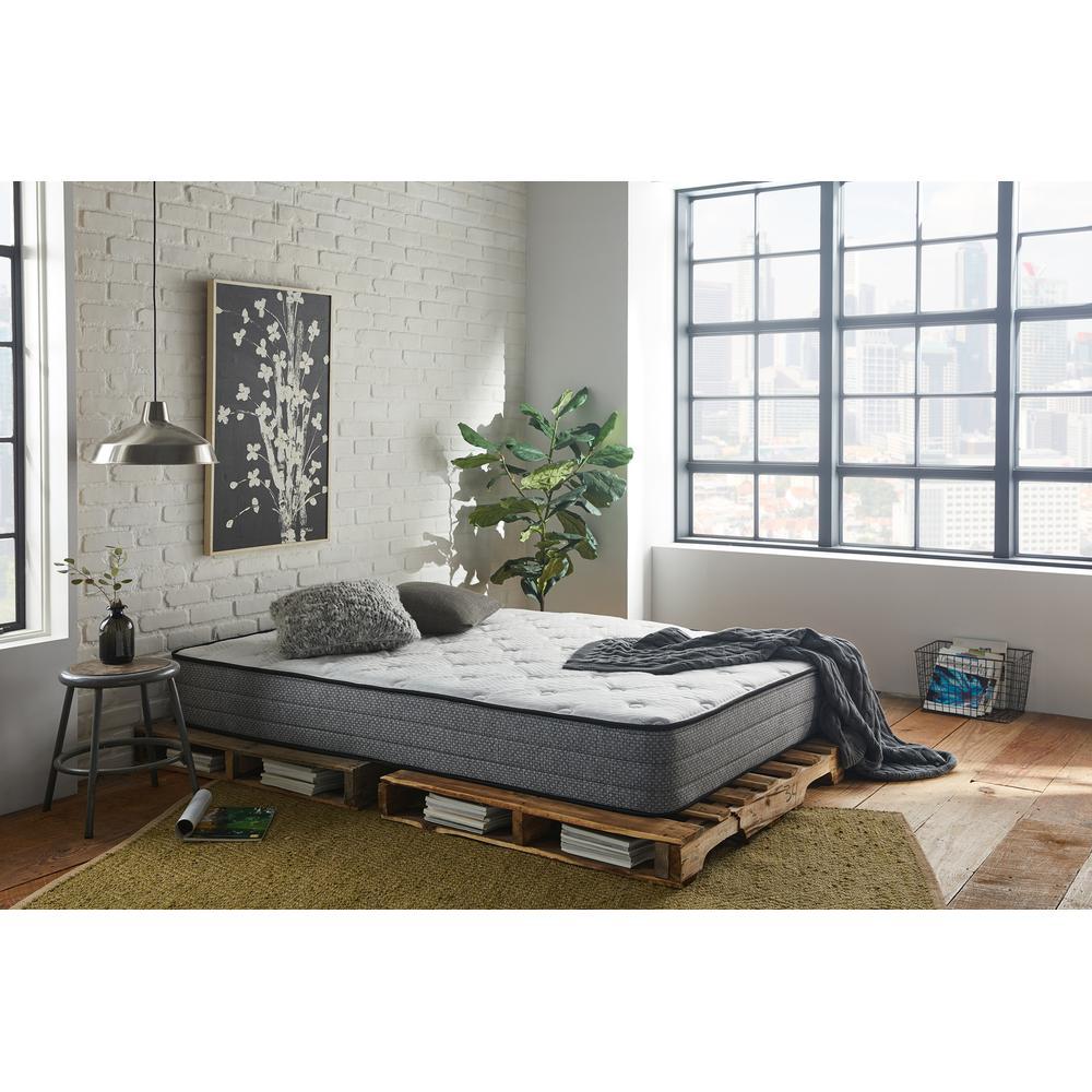 "SLEEPINC. 10"" Cushion Firm Tight Top Mattress in Box, Queen"