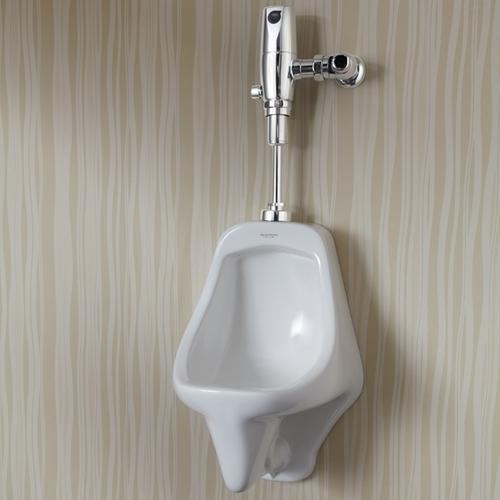 Exposed Selectronic Battery Urinal Flush Valve  0.125 gpf  American Standard - Polished Chrome