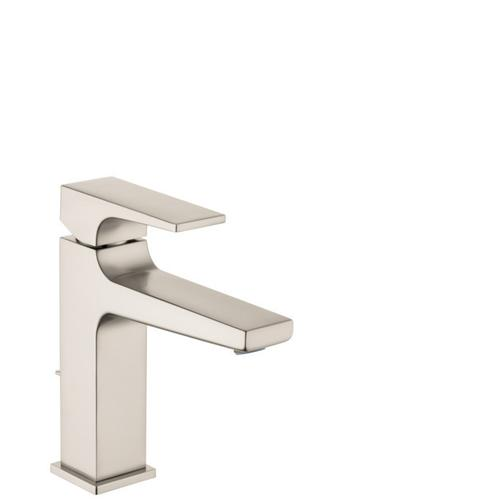 Brushed Nickel Single-Hole Faucet 110 with Lever Handle, 1.2 GPM