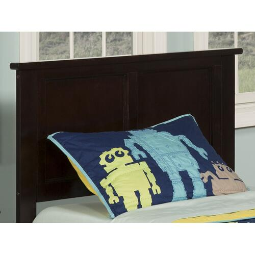 Madison Headboard Twin Espresso