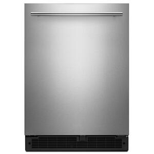 Whirlpool 24-inch Wide Undercounter Refrigerator with Towel Bar Handle - 5.1 cu. ft.