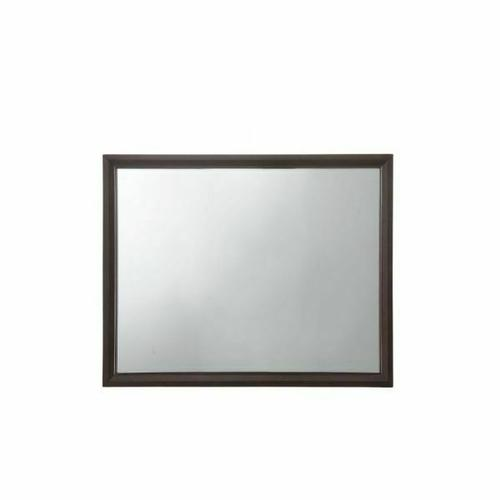 ACME Madison Mirror - 19574 - Espresso