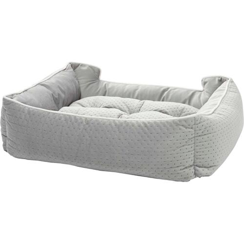 "Pet Beds Bt901 25"" X 21"" X 7"" Grey Pet Bed"