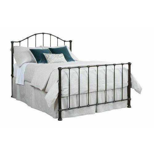 Gallery - Garden King Bed - Complete