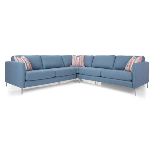 2M1-07 LHF Loveseat