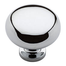 Polished Chrome Classic Knob