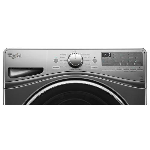 Gallery - 4.2 cu.ft Front Load Washer with Load & Go , 12 cycles