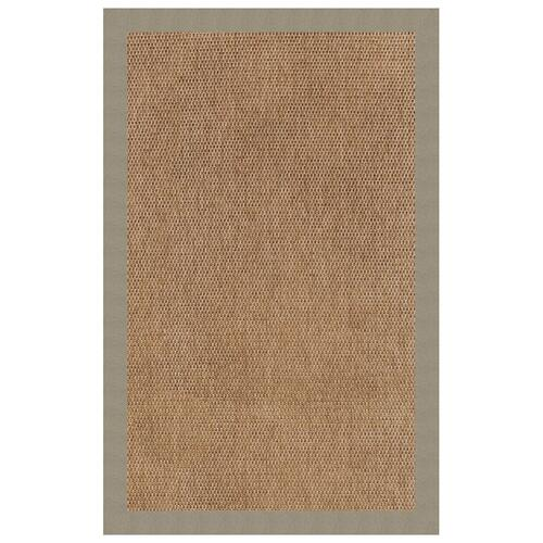 Capel Rugs - Islamorada-Basketweave Canvas Taupe