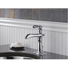 See Details - Chrome Baseplate - 1H Bathroom