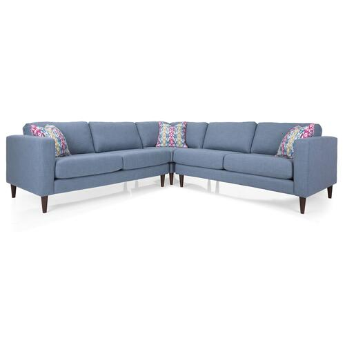 2795-07 LHF Loveseat