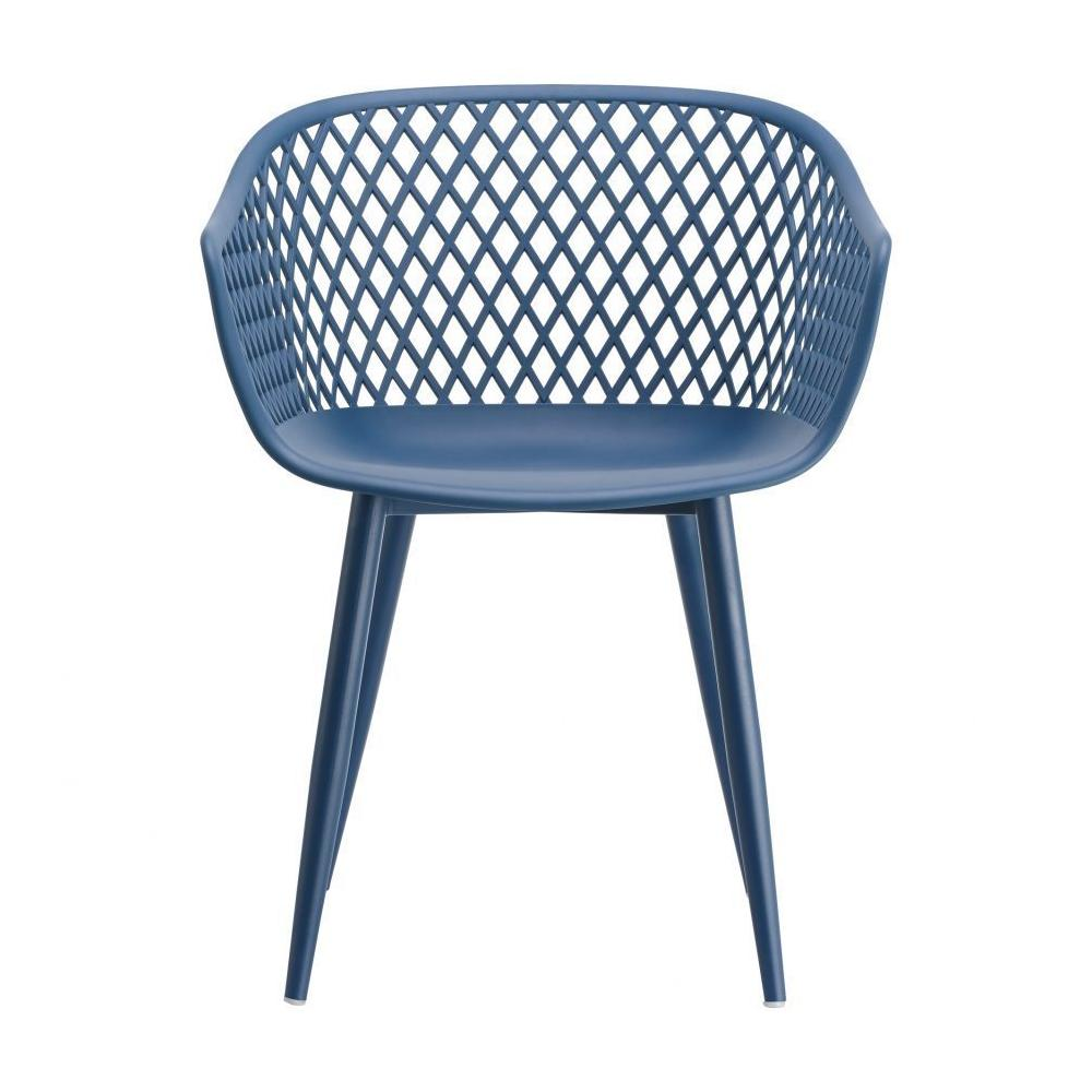 See Details - Piazza Outdoor Chair Blue-m2