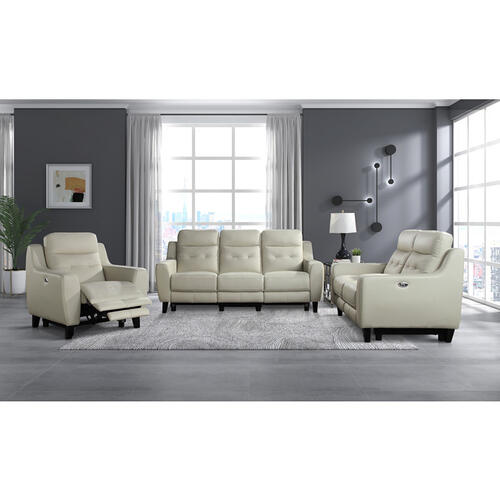 Gallery - Power Double Reclining Love Seat