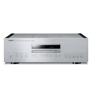 YamahaCD-S3000 Silver CD-S3000 Natural Sound CD Player