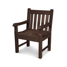 View Product - Rockford Garden Arm Chair in Mahogany