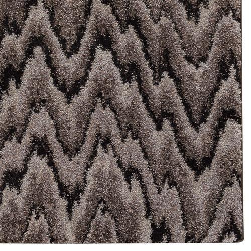 Mineral-Flamestitch Granite Machine Woven Rugs