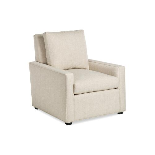 Jessica Charles - 659 MONDAY STATIONARY CHAIR