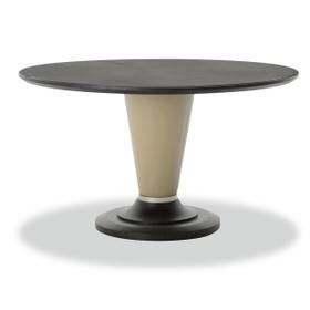 54 Round Dining Table (2 Pc)