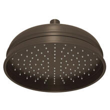 View Product - 8 Inch Bordano Rain Anti-Calcium Showerhead - Tuscan Brass