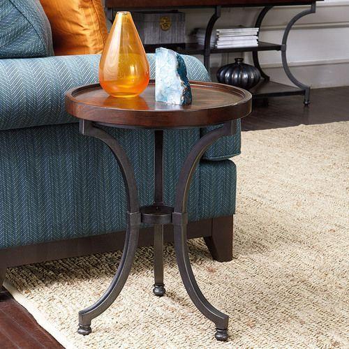 La-Z-Boy - Barrow Chairside Table