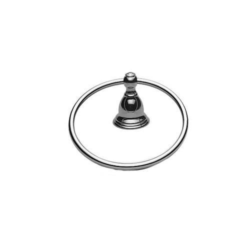 Polished Nickel - Natural Towel Ring