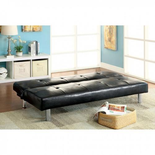 Furniture of America - Eddi Futon Sofa