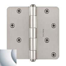 Polished Chrome BR7026 Radius Hinge